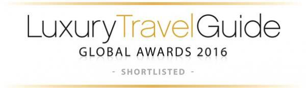 Luxury Travel Guide Global Awards 2016