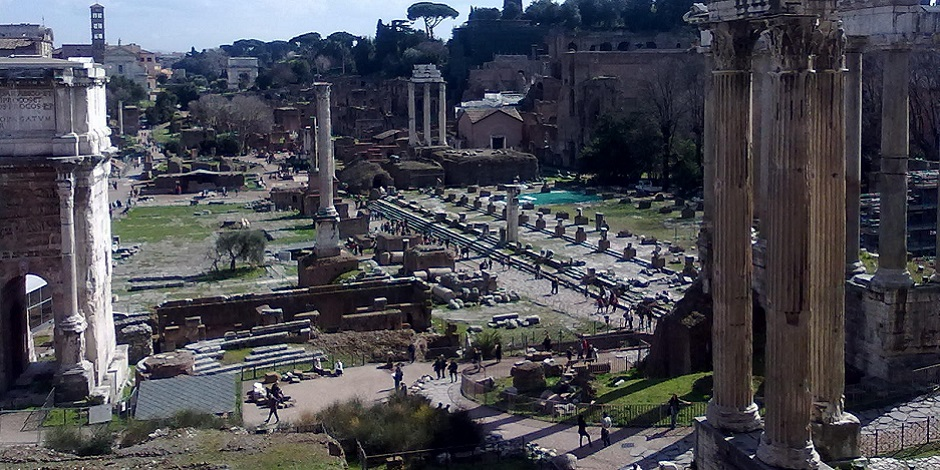 Private Tours of Rome Roman Forum