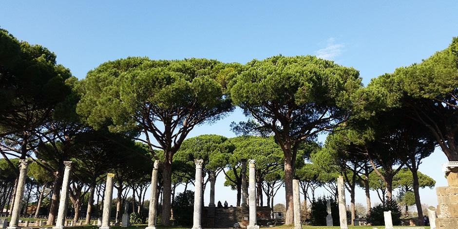 Private Tours of Rome Ostia Antica