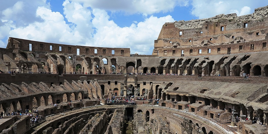 Private Tours of Rome Colosseum