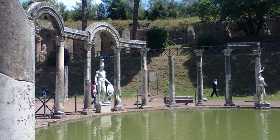 Private tours Tivoli  Hadrian's Villa