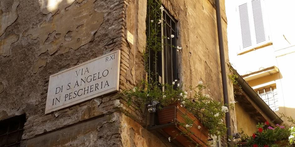 Private Tours of Rome Jewish Ghetto
